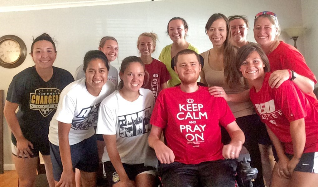 Hillcat Soccer to Honor Local Man Battling ALS - Rogers State