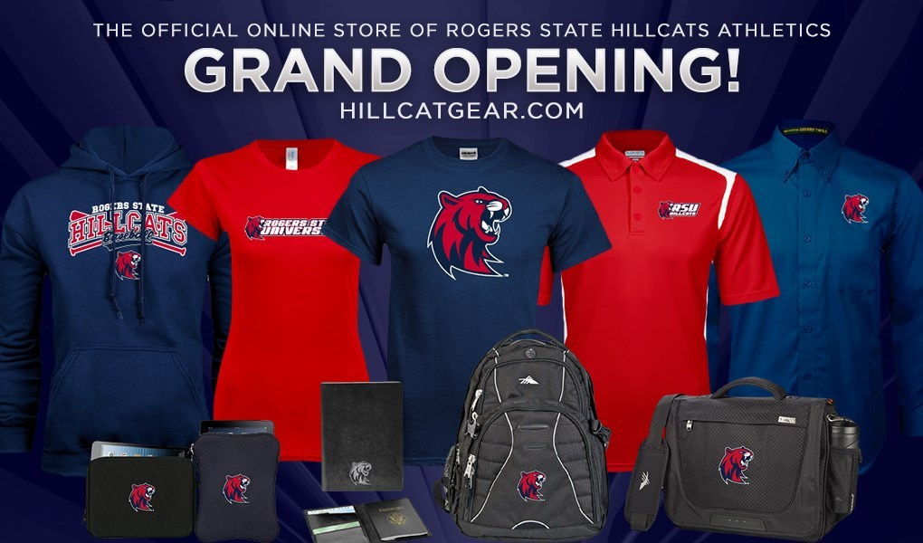 50ae65866f89 RSU Athletics Launches Official Online Store - Rogers State ...